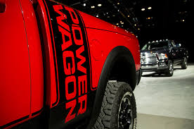 Dodge Ram Decals - 2017 ram 2500 power wagon adopts a rebel like face upgraded chassis