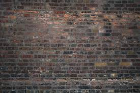 Brick Wall by Strainstation With My Back Against The Brick Wall Texture