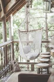 19 things you should put on your front porch hammock swing chair