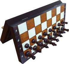 magnetic chess extra burned