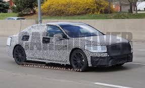 lincoln 2017 2017 lincoln continental spied it really is happening future