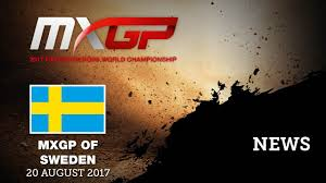 ama motocross news news highlights mxgp of sweden 2017 motocross youtube