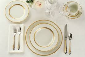 Dining Room Table Setting Dishes Dish And Dinnerware Brisk Living