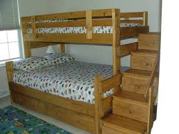 natural wood twin bed spillo caves