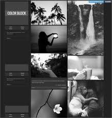 vintage tumblr themes free html 20 elegant free dark tumblr themes utemplates