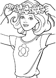 kidscolouringpages orgprint u0026 download barbie fashion coloring