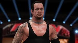 wwe games the undertaker wwe 2k and wwe smackdown vs raw series heroes