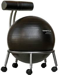 zipcode design lesly high back exercise ball chair u0026 reviews wayfair