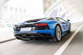 New Lamborghini Aventador - the new lamborghini aventador s dynamic launch in valencia