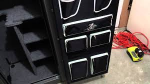 gun safe black friday winchester gun safe with extras we installed youtube