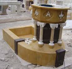 baptismal pools immersion pools new carved two tier baptismal font for a wa