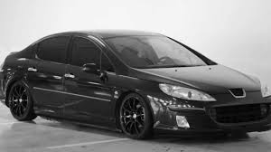 peugeot 407 coupe tuning peugeot 407 intro youtube