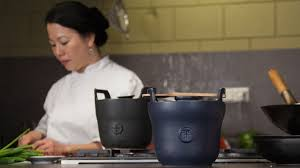stoneware rice cooker azume ceramic rice cooker by ben oostrum kickstarter