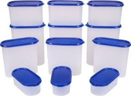 plastic kitchen canisters buy mahaware tallboy modular kitchen food storage plastic