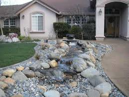 Rock For Landscaping by Unique Front Yard Landscaping Ideas With Stones 17 Best Images