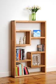 Wooden Shelf Design Ideas by Best 25 Wooden Bookcase Ideas On Pinterest Cube Wall Shelf