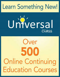 universal online class new offering universal class
