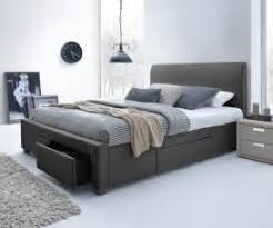 Wood Bed Frame With Shelves How To Build Wooden Platform Bed With Storage Shelves Loccie