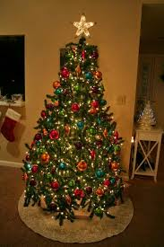 how to make tree at home how to setup a christmastree