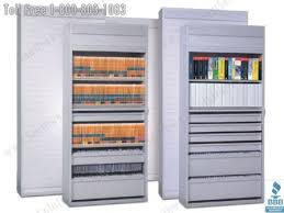 slim case narrow shallow depth storage cabinets with roll up