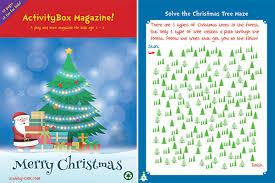the christmas box merry christmas box age 3 6 activitybox