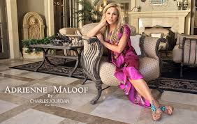 designing housewives adrienne maloof by charles jourdan