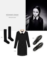 Wednesday Addams Halloween Costume 107 Halloween Costumes Images Halloween Ideas