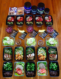 22 Minute Hard Corps Meal Plan At The 1 200 U20131 500 Calorie Level