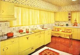 1950s kitchen excellent 1950s kitchen appliances crazy yellow kitchen mydts520 com