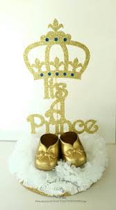 Precious Moments Centerpieces by It U0027s A Prince Centerpieces Baby Shower It U0027s By Inspirationsbyalex