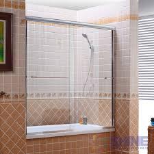 Shower Tub Door by Shine Bathrooms Premium Luxurious Shower Doors