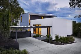 simple modern homes home design architecture simple modern homes with driveway