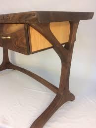 live edge desk with drawers live edge walnut desk album on imgur