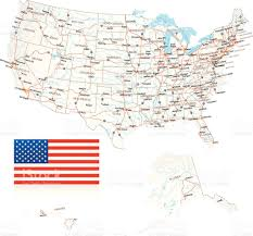 Usa Map Vector by Usa Map Bing Images United States Map Vector Ocher States Stock