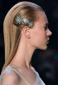 hair barrettes 23 gorgeous and grown up ways to wear hair barrettes thefashionspot