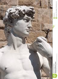 david statue in florence italy royalty free stock photo image