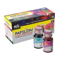 papilon food flavours u0026 colours shades of liquid food color 20 ml