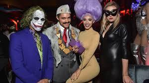 Heath Ledger Joker Halloween Costume Lewis Hamilton Turns Joker Halloween Party F1