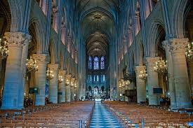 Cathedral Interior Interesting Facts About Notre Dame Cathedral Just Fun Facts
