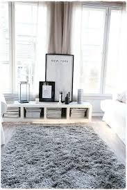 Furry Black Rug Best 25 Fuzzy Rugs Ideas On Pinterest Fuzzy White Rug White