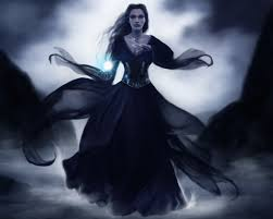 witch fantasy art dark horror gothic fantasy art witch