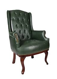 high back wing armchairs new queen anne fireside high back wing back leather chair