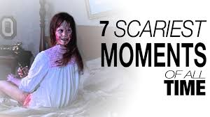 scariest movie moments of all time youtube
