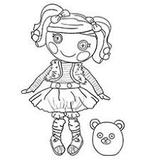 the mitten coloring page 103 best lalaloopsy images on pinterest dolls drawings and free