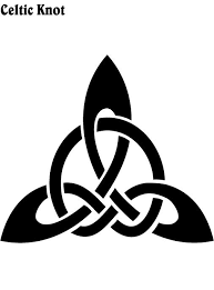 black celtic knot tattoo design real photo pictures images and