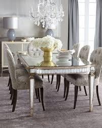 ingenious mirror dining table all dining room regarding amazing
