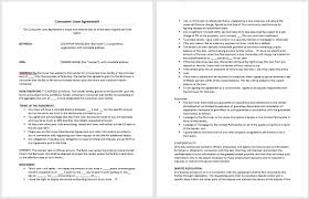 confidentiality agreement template word happy birthday cards templates