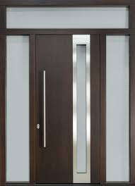 Modern Exterior Front Doors Custom Modern Wood Front Doors In Highland Park Illinois North