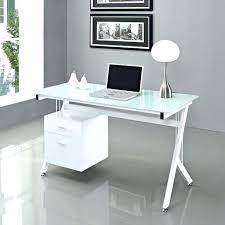 Computer Glass Desks For Home Small Glass Desk Elegant Small Glass Top Computer Desk Unique
