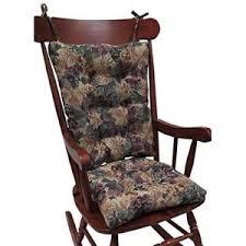 Non Slip Chair Pads Jumbo Rocking Chair Cushions Ebay